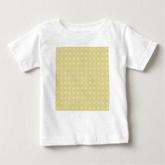 Zitronen-Blumen-Muster Baby T-shirt