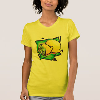 Zitronen-Disco T-Shirt