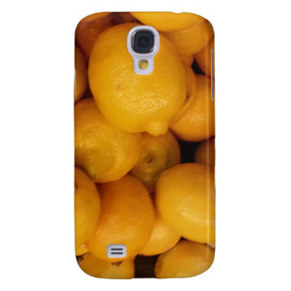 Zitronen Galaxy S4 Hülle