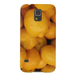 Zitronen Galaxy S5 Cover