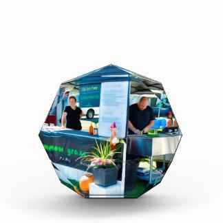 Zitronen-Gras-Grill Bahn MI Huhn Acryl Auszeichnung