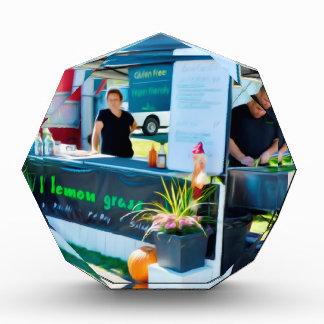 Zitronen-Gras-Grill Bahn MI Huhn Auszeichnung
