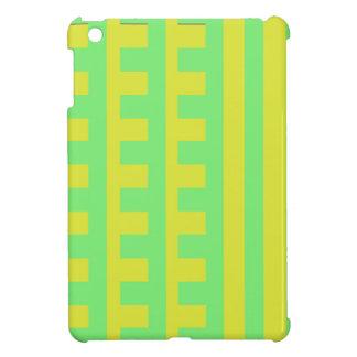 Zitronen-Limoner Kamm-Zahn iPad Mini Hülle
