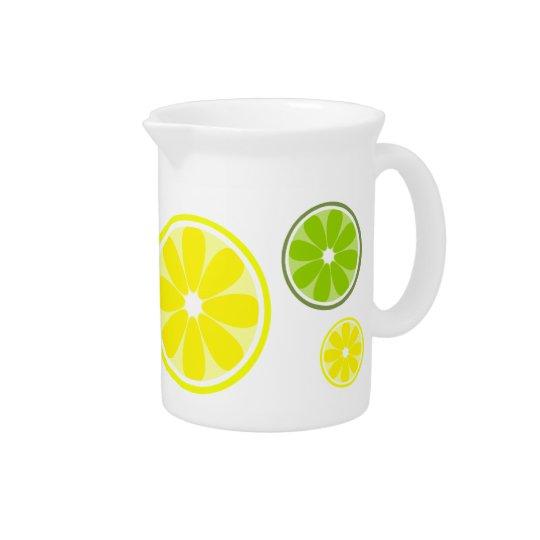 Zitronen-Limoner Krug