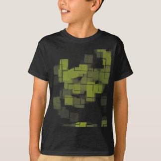 """""""Zitronen-Meringe-"""" geometrische Kunst T-Shirt"""