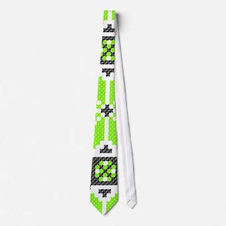 Zitronen-neues Grün - Krawatte