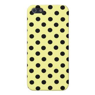 Zitronen-u. Fleck-Tupfen 4 iPhone 5 Case