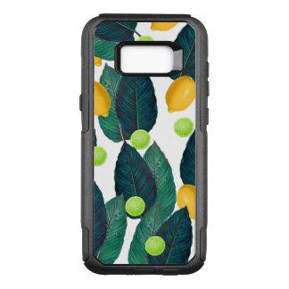 Zitronen und Kalke OtterBox Commuter Samsung Galaxy S8+ Hülle