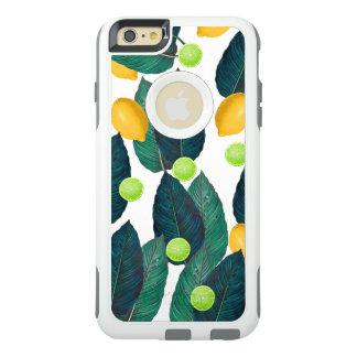 Zitronen und Kalke OtterBox iPhone 6/6s Plus Hülle