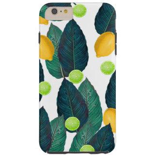 Zitronen und Kalke Tough iPhone 6 Plus Hülle