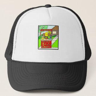 Zitronen-Verkäufe Truckerkappe