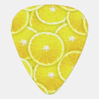 Zitronenscheiben Plektron