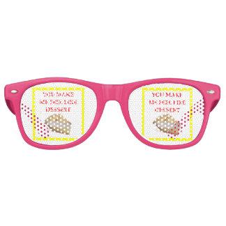 Zitronentorte Partybrille