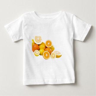 Zitrusfrucht Baby T-shirt