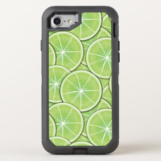 Zitrusfrucht-Muster OtterBox Defender iPhone 8/7 Hülle