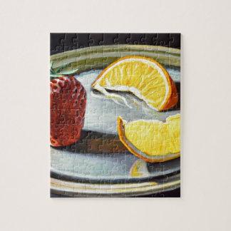 Zitrusfrucht-saftige Erdbeerorangen-Nr. 2 Puzzle