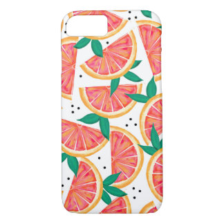 Zitrusfrucht-Überraschung iPhone 8/7 Hülle