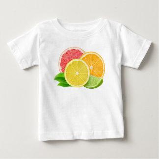 Zitrusfrüchte Baby T-shirt