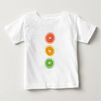 Zitrusfruchtscheibe Baby T-shirt