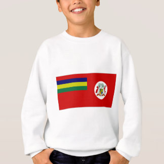 Zivile Fahne Mauritius Sweatshirt