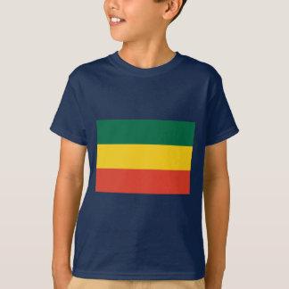Zivile Flagge Äthiopiens T-Shirt