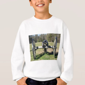 Zivile Kriegs-Kanone Sweatshirt