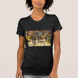 Zivile Kriegs-Kanone T-Shirt