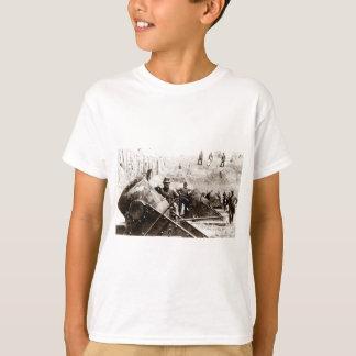 Zivile Kriegs-Mörserbatterie bei Yorktown T-Shirt