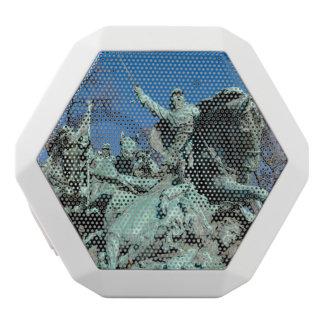 Zivile Kriegs-Statue in Washington DC Weiße Bluetooth Lautsprecher