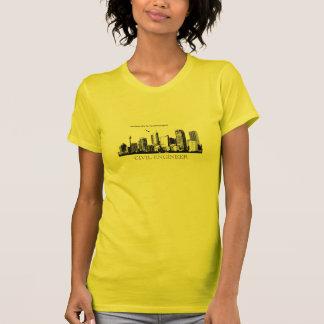 ziviler Ingenieur T-Shirt