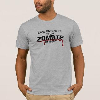 Ziviler Ingenieur-Zombie T-Shirt
