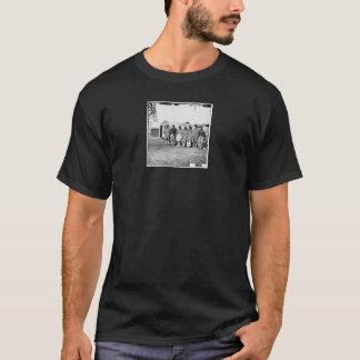 Ziviler Krieg, schwarze Teamsters T-Shirt