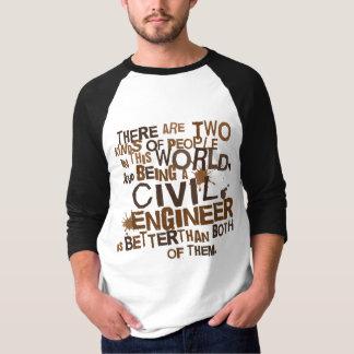 Ziviles Ingenieur-Geschenk T-Shirt