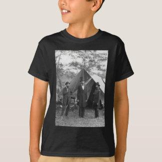Ziviles Kriegs-Foto circa 1862 T-Shirt