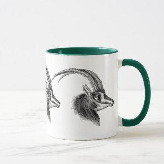 Zobel-Antilope Tasse