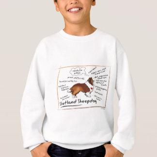 Zobel sheltie sweatshirt