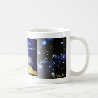 zodiac mug aries tasse