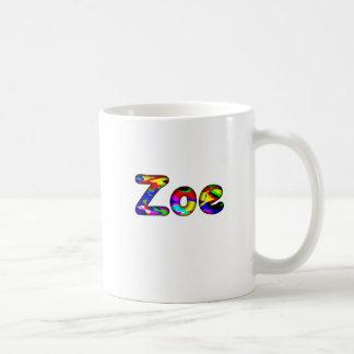 Zoe-Tasse Kaffeetasse