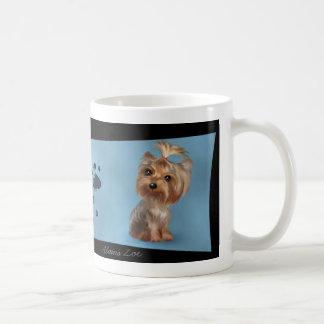 Zoe-Tassenblau Kaffeetasse