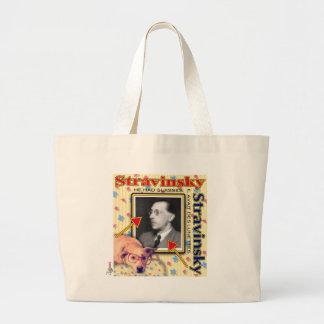 ZoeSPEAK - Stravinsky Jumbo Stoffbeutel