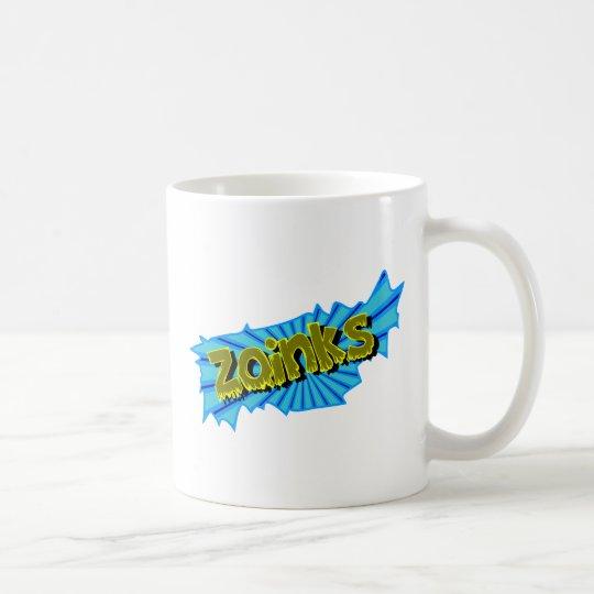 Zoinks Comic Kaffeetasse