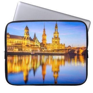 Zoll Dresden der Neopren-Laptop-Hülse 15 Laptopschutzhülle