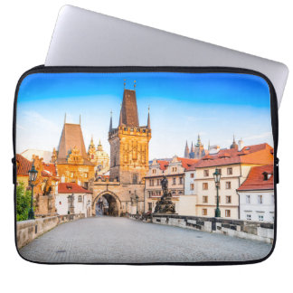 Zoll Prag der Neopren-Laptop-Hülse 13 Laptop Sleeve