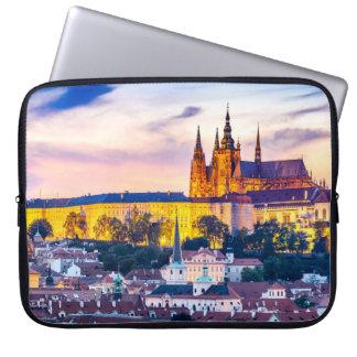 Zoll Prag der Neopren-Laptop-Hülse 15 Laptopschutzhülle