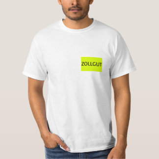 ZOLLGUT T-Shirt Male
