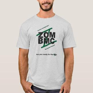 ZOM BMC, GOTISCHE SCHRIFTEN auf GRÜNEM Z, MOTTO T-Shirt