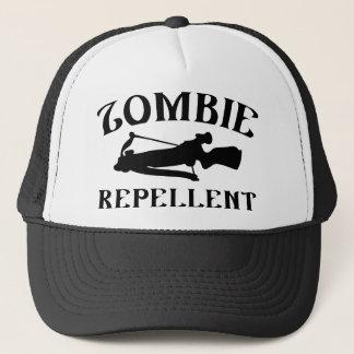 Zombie-Abwehrmittel Truckerkappe