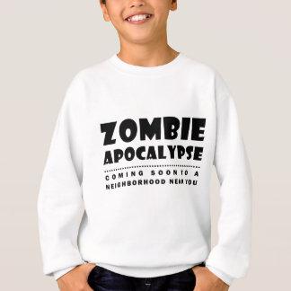 Zombie-Apokalypse Sweatshirt