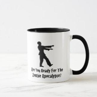 Zombie-Apokalypse Tasse