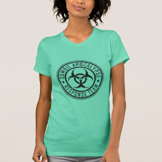 Zombie-Apokalypse-Warteteam T-Shirt